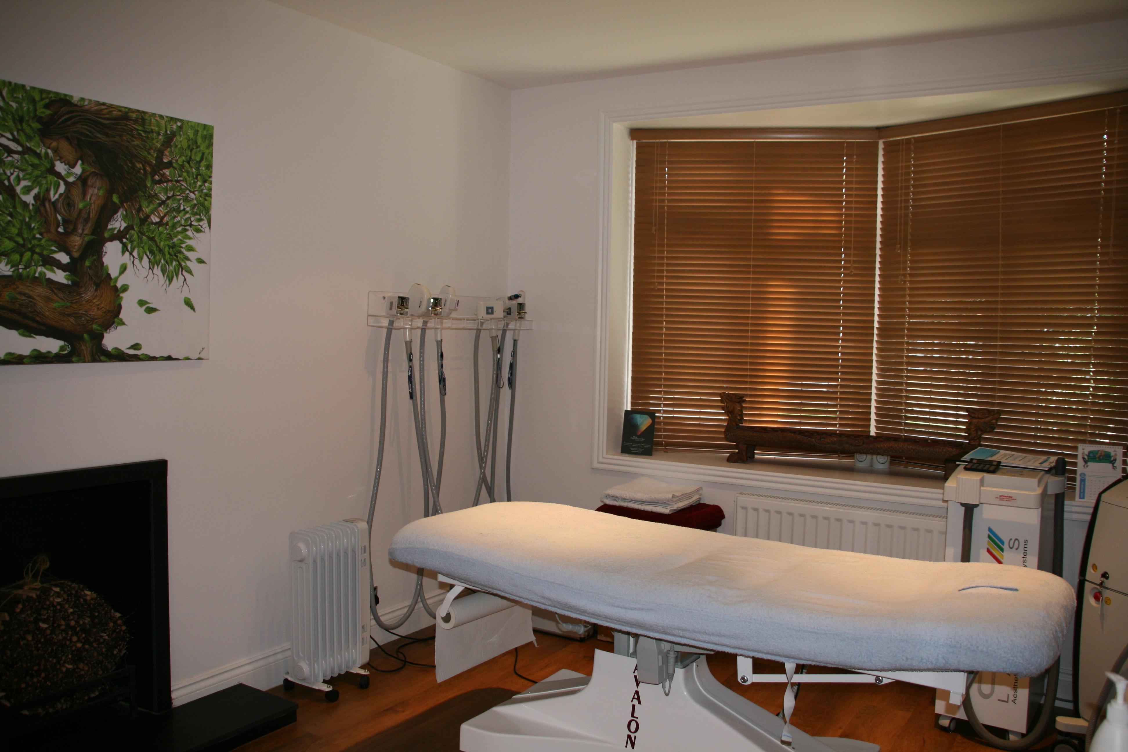 Avalon beauty room